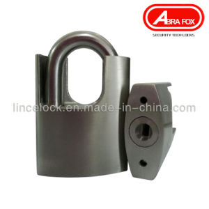 Stainless Steel Padlock with Shrouded Shackle (201) pictures & photos
