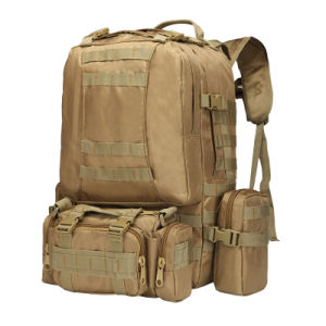 Outdoor 50L Military Rucksacks Backpack Tactical Molle, Mutiproposes pictures & photos