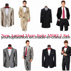 Men′s Suit Pants, Slim Fit Mens Suit, Men′s Suit Coat