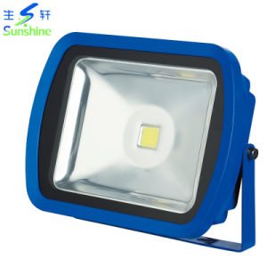 70W LED Flood Light with CE GS CB SAA Certificate