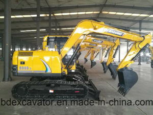Hot Sale Bd65/Bd80/Bd90/Bd150 Small Hydraulic Crawler Excavator for Sale pictures & photos