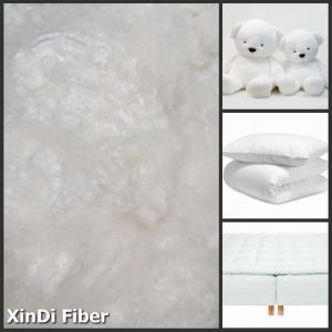 Polyester Staple Fiber (7D*32mm HCS) pictures & photos