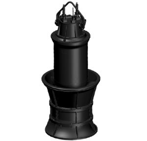 Axial (Fixed) Flow Submersible Electric Pump with CE Certificate pictures & photos