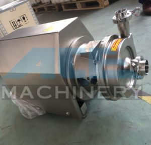 Sanitary Stainless Steel Flushed Double Mechanical Seal Centrifugal Pump (ACE-B-X4) pictures & photos
