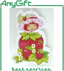 Car Air Freshener with Customized Logo and Size 8 pictures & photos