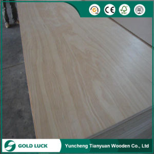 3mm Factory Sale Good Price Keruing Log Veneer Laminated Commercial Plywood pictures & photos