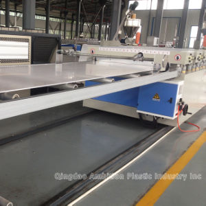 PVC furniture Board Extrusion Line pictures & photos