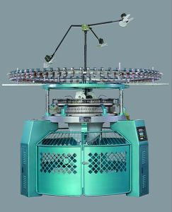 Factory Price Machinery High Speed 3-Thread Fleece Circular Knitting Machine pictures & photos