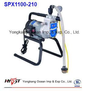 Hyvst Spx1100-210 Diaphragm Pump Airless Paint Sprayer pictures & photos