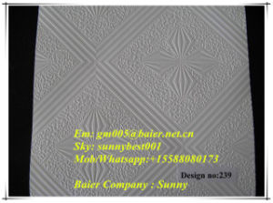 Best Factory Price Nice PVC China Gypsum Board pictures & photos