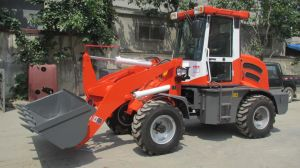 EU3 Engine Wheel Loader Zl15 with CE Approved pictures & photos