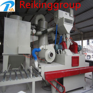Steel Rust Descaling Surface Cleaning Shot Blasting Machine pictures & photos