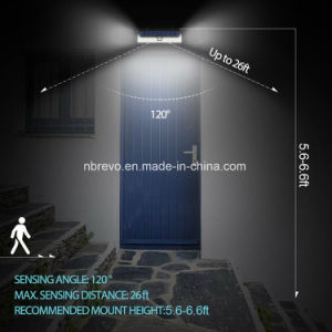 New Solar Garden Motion Sensor Security Light (RS-2030) pictures & photos
