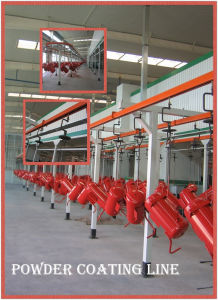Hot Sale Powder Coating Line for All Industries pictures & photos