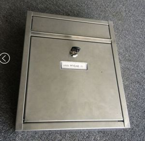 Stainless Steel Post Box Supplier pictures & photos