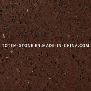 Acrylic Solid Surface Engineered Artificial Quartz Stone for Sale pictures & photos