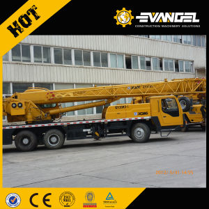 25 Ton Hydraulic Truck Crane From China pictures & photos