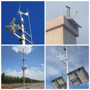 CE Appreoved Wind Solar Hybrid System pictures & photos