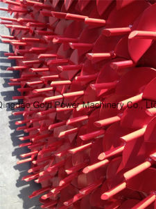 Pole Line Fitting Galvanized Helix Earth Screw Anchor pictures & photos