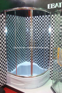 Shower Room with Grey Glass (E-18grey glass) pictures & photos