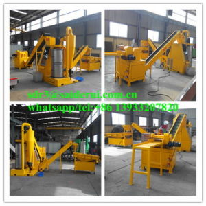 Waste Copper Wire Recycling Machine/Scrap AC Radiator (TALK) Recycling Machine
