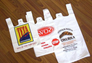 Yt-4800 4 Colors Plastic Film Shopping Bag Flexography Printing Machine pictures & photos