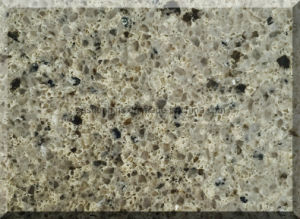 Beautiful Quartz Surface/Customized Size Quartz Stone pictures & photos