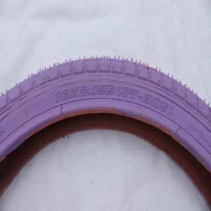 12′′*2.125 Rubber Color Kids Bicycle Tyre/Tire pictures & photos