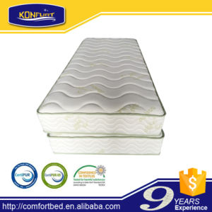 Comfurt Furniture Bamboo Soft Memory Foam Mattress pictures & photos