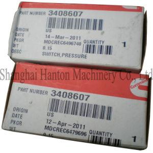 Cummins NTA855 diesel engine part 3408607 3056344 oil pressure switch pictures & photos