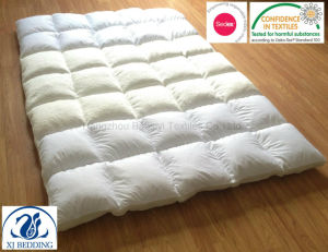 Breathable Air Mesh Gusset Mattress Topper pictures & photos