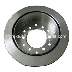SGS and Ts16949 Truck Brake Parts Brake Disc pictures & photos