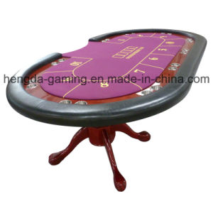 Gun Tube Feet Texas Poker Table
