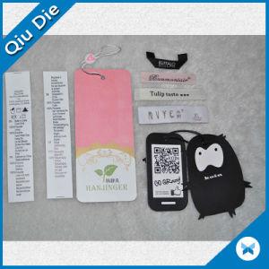 Qr Code Hangtag for Children Sleepwear\School Bag pictures & photos