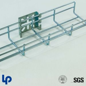Galvanized Steel Wire Mesh Cable Tray