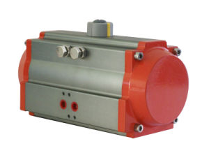 High Temperature Type Pneumatic Actuator -20~150 Degree Working Temperature pictures & photos
