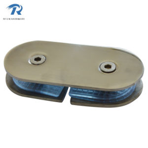 Square Partiting Hinge for Glass (RS1837)