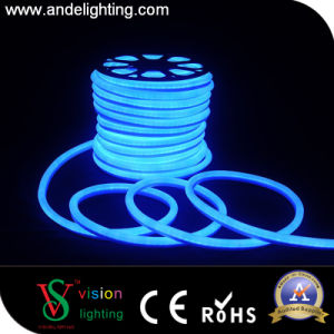 Outdoor Decoration 13X25mm LED Rope Neon Tube pictures & photos