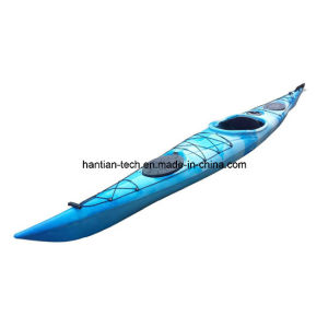 Blue Color Canoe Kayak for Sale pictures & photos