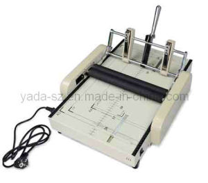 Manual Booklet Maker Yd-Sf08 pictures & photos