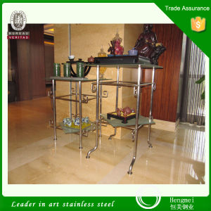 304 Color Coating Stainless Steel Showcase pictures & photos