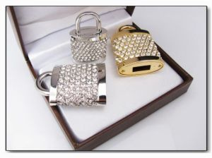 Jewelry-Shaped USB Flash Drive with High Capacity on Sale pictures & photos