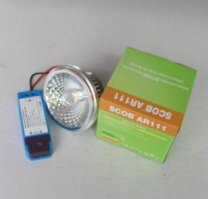 High Quality Scob LED AR111 /COB LED Spotlight pictures & photos