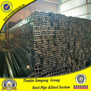 12*12mm Black Square Iron Bending Steel Tubes pictures & photos
