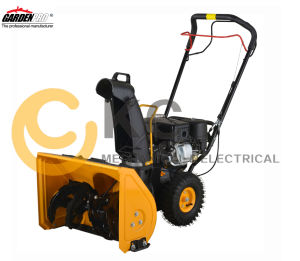 "New! 22""-in Two Stage Gasoline Power Snow Thrower Blower (KCM22A) pictures & photos"