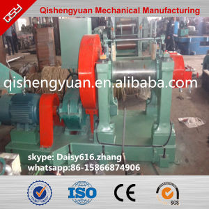 Small Type Open Rubber Mixing Mill / Rubber Mixing Machine pictures & photos