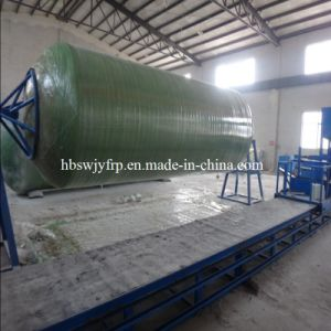 FRP GRP Water Filtration Tank Winding Machine pictures & photos