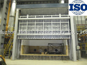 Customized Box Type Gas Heat Treatment Furnace pictures & photos
