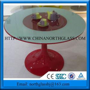Morden Round Table Glass pictures & photos