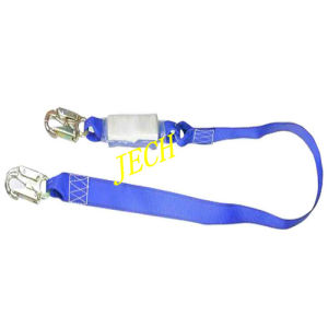Energy Absorber Lanyard Energy Absorber Rope Safety Belt Safety Lanyard pictures & photos